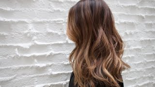 HOW TO: BOX COLOR RED TO GOLDEN HIGHLIGHTS