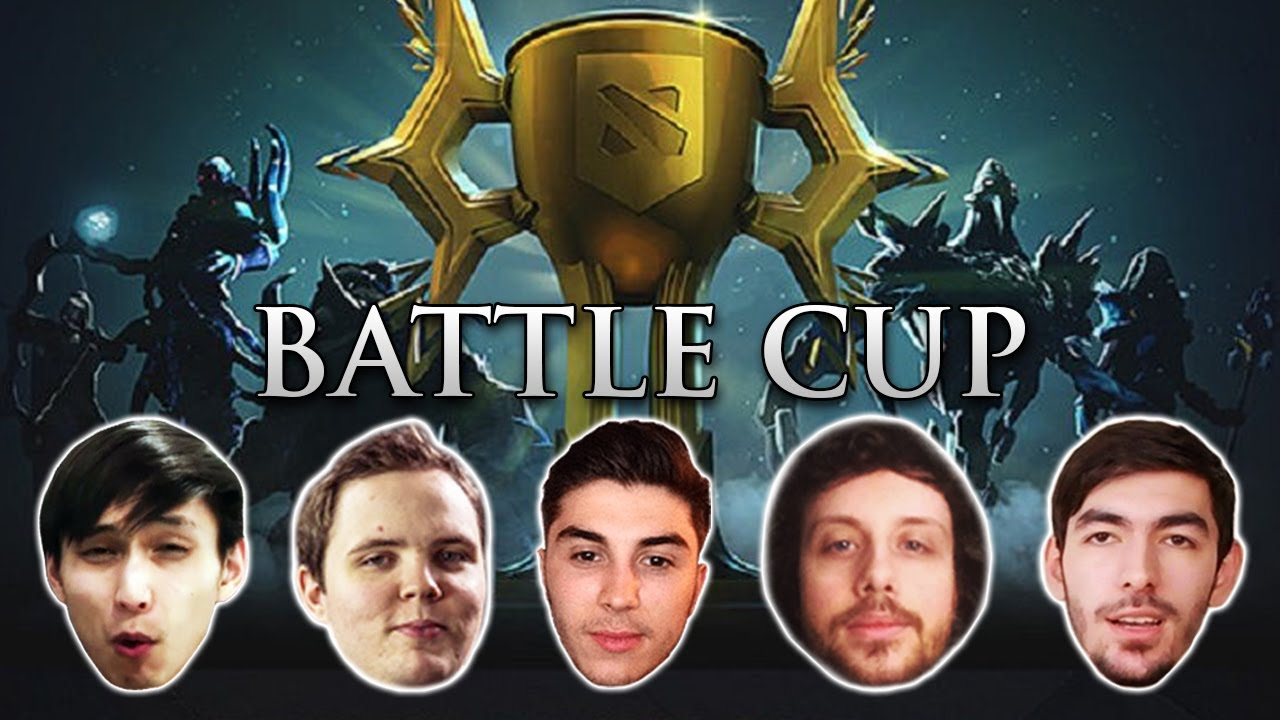 BATTLE CUP WITH TEAM DINGDONG - YouTube
