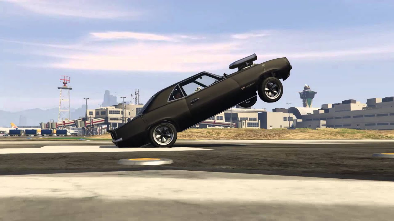 GTA 5 - True Muscle Car - YouTube