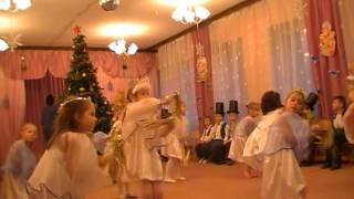Танец льдинок. Новогодняя Елка в детском садике №86