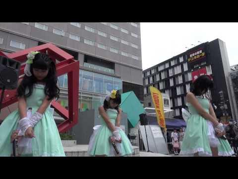 説明 タワーレコード広島主催イベント アイドルギフトvol.2 アリスガーデン 途中でカメラが変な方向に向いたり、近すぎて上手く...