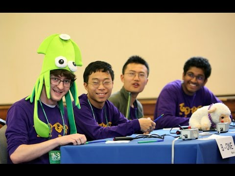 Fort Collins High School National Science Bowl Team2017