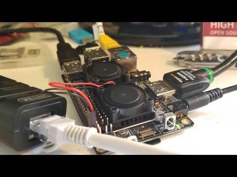 Repeat Plex Sornarr Radarr Transmission on stock DietPi Rock64 by