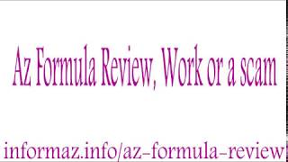 Az Formula Review - How to Earn up to $2000 per day working at home