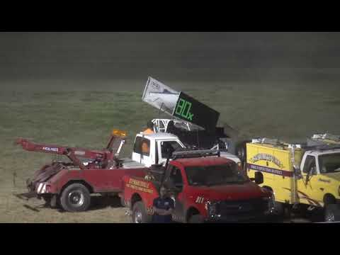 US 36 Raceway A&B&E Mods Stock and Pure Stocks Sprints Mains