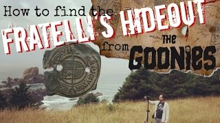 The Goonies Locations - The Fratellis Hideout, how to find it
