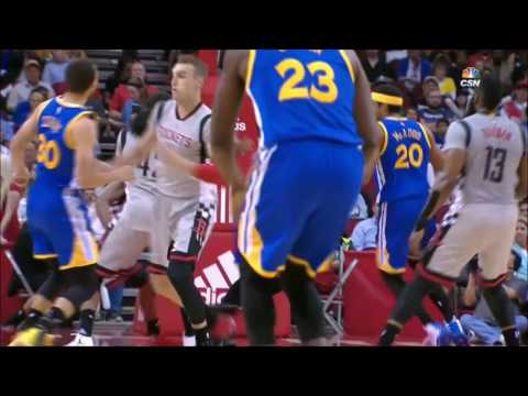 ONE OF THE WORST NBA INJURIES!| JAMES MCADOO BLOODY INJURY