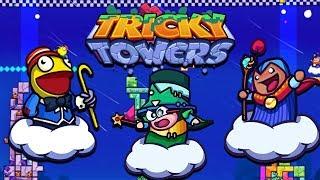Die ALLES ENTSCHEIDENDE Runde!! | Tricky Towers