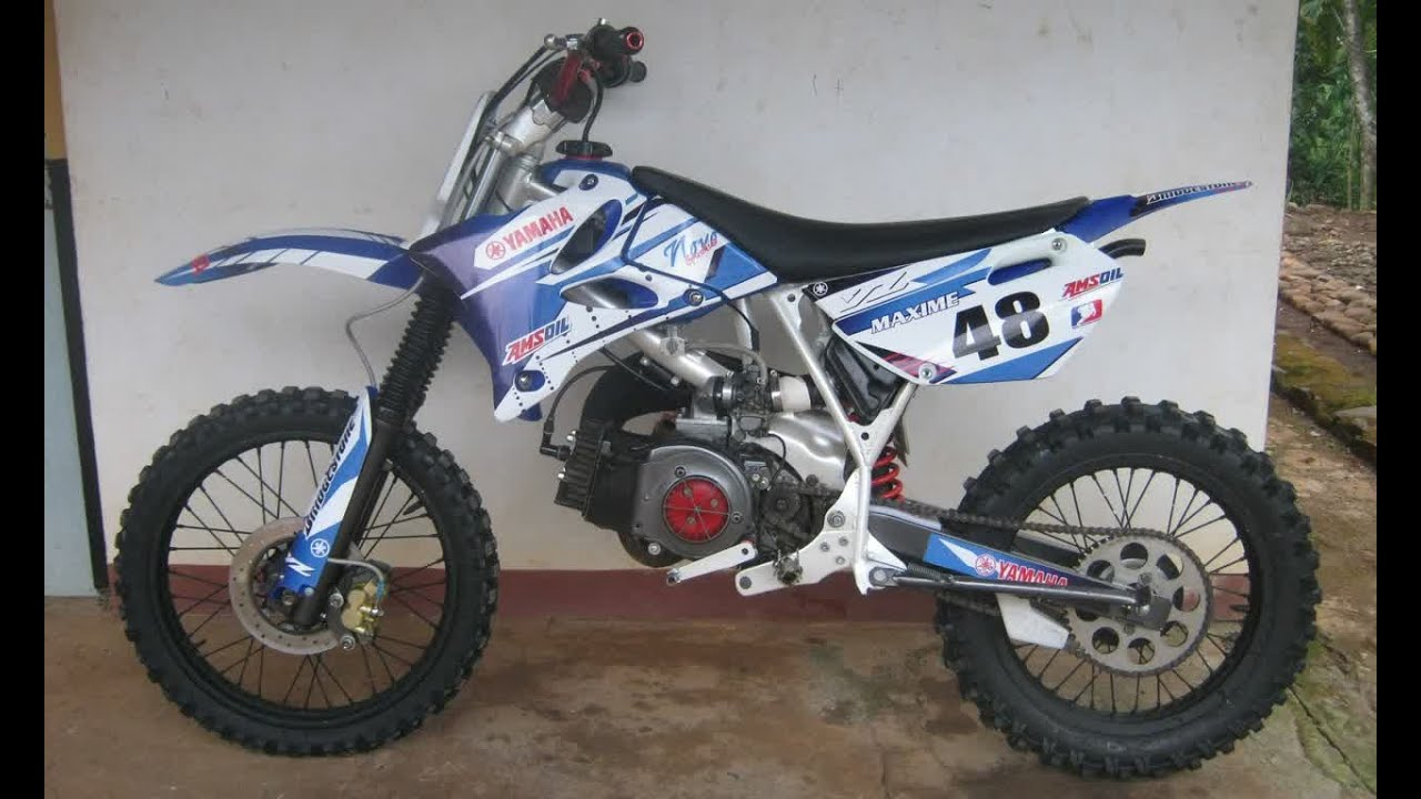 83 Motor Fiz R Modifikasi Cross Terkeren Kucur Motor