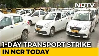 Many Delhi Schools Closed Today Due To Transport Strike