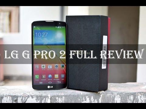LG G Pro 2 Unboxing & Full Review: Hardware, UI, Performance, Camera, Multimedia, Gameplay