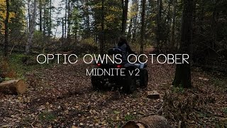 OpTic Owns October EP16-17 - 4-Wheeling in the Minnesota Woods!