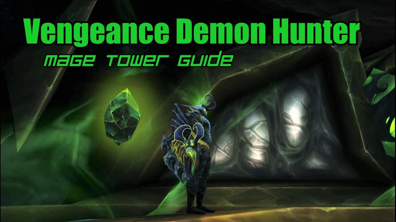 demon hunter challenge appearance guide