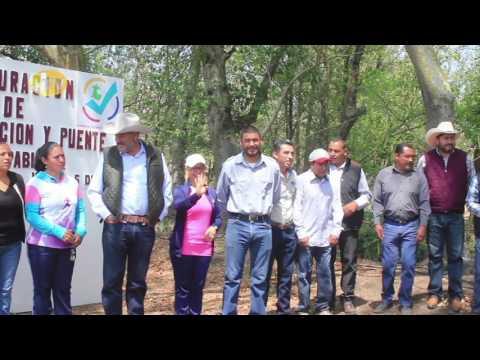 Gira en Llano Grande, San Pablo Huantepec y Ojo de Agua de Jilotepec