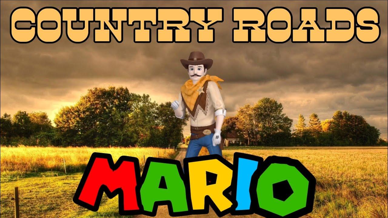 Avakin Memes - Country Roads Mario! - YouTube