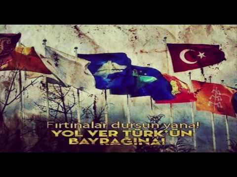 Türkiye...Vefalı türk geldi yine muhteşem bir fon müziği - Çırpınırdı Karadeniz