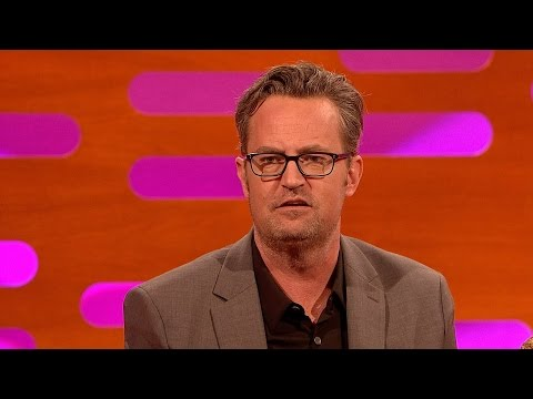 Matthew Perry's meeting with M Night Shyamalan  The Graham Norton : P – BBC One