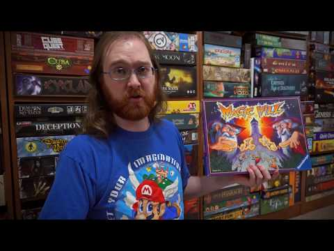 Overly Critical Gamers - Magic Hill - Instructional/Gameplay/Review
