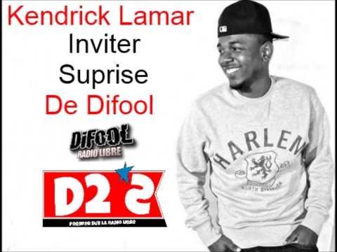 Radio Libre - La Visite De Kendrick Lamar [PART1]