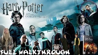Harry Potter and the Goblet of Fire - FULL Walkthrough (3,5 HOURS, HD)