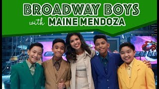 Broadway Boys with Dabarkads Maine Mendoza | June 16, 2018