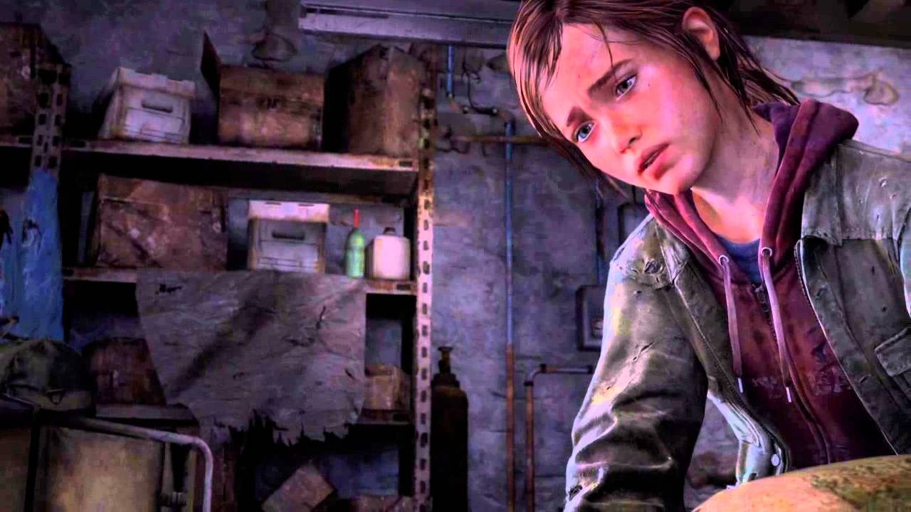 The Last Of Us Remastered Part 56 Ellie On The Run - YouTube