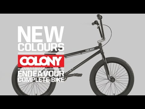 The Colony Endeavour is the original complete bike from the range and still holds it's own as one of the best bikes in the game. The 21″ top tube gives you ...
