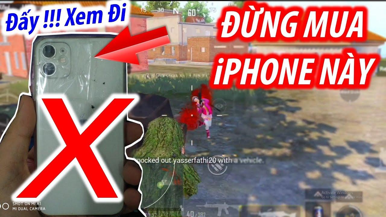 Download ĐỪNG MUA iPhone 11 Để Chơi PUBG Mobile. Lí Do Là Đây... Sẽ Hối Hận