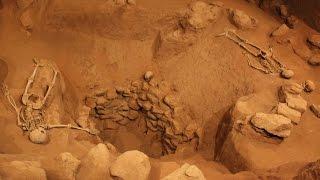 Rare View Inside A Burial Mound - Human Sacrifice Evidence
