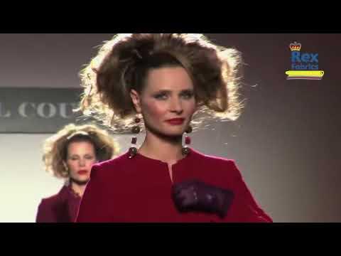 Curiel Couture - Collezione Autunno/Inverno 2012/2013 Part 1