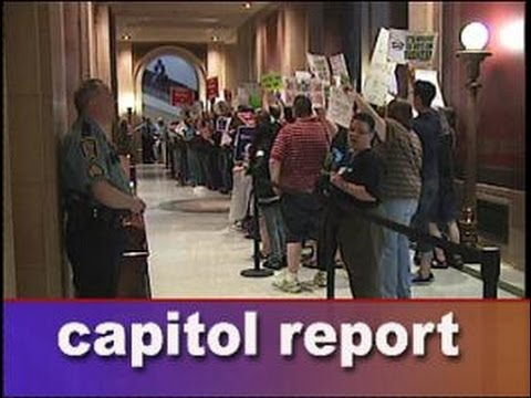 CAPITOL REPORT: Improving Security; Actions at the Minnesota State Capitol