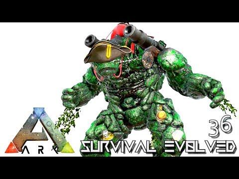 ARK: SURVIVAL EVOLVED - CAPTAIN BLACK BOULDER & APEX THYLA E36 !!! ( PRIMAL FEAR PYRIA )