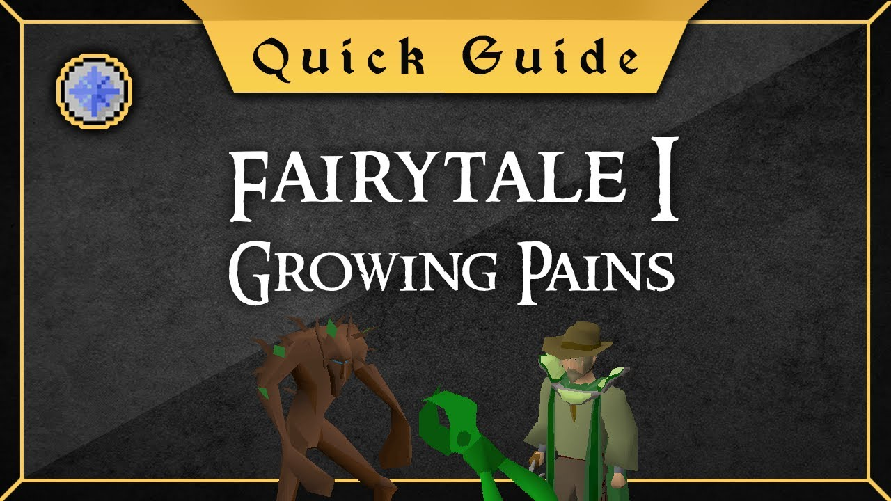 Quick Guide Fairytale I Growing Pains Youtube