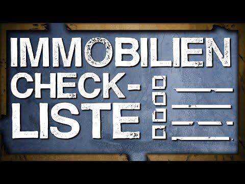 Wohnungsvermietung l Immobilien-Investment l Check-Liste für die erste Besichtigung