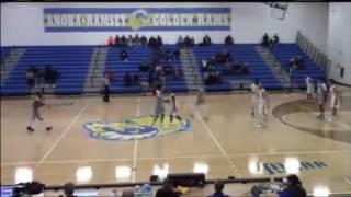anoka ramsey vs riverland men s basketball 1 14 17