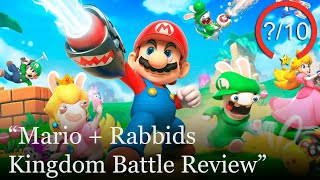 Mario + Rabbids Kingdom Battle Review [Switch] (Video Game Video Review)