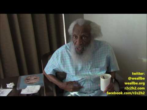Baba Dick GREgory On KeITh Lamont Scott, TeREnce CrutcHEr, Philando Castile, Alton SterlINg & MOOR