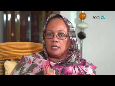 Fatimé Raymonne Habré : «Hissène Habré était sur un peloton d'exécution»