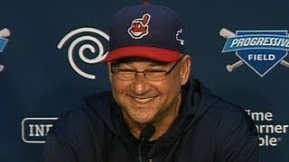 Terry Francona On His Club, Chicken And Beer