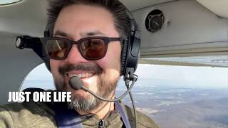 Just One Life: Luscombe Pilot Turns 42