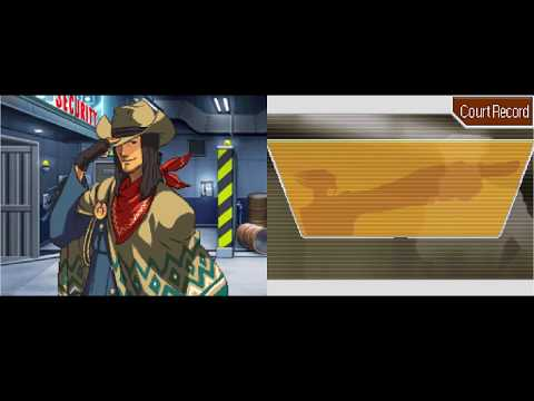 Let's Play Phoenix Wright Ace Attorney ep 30 'Investigation Permission'