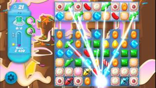 Candy Crush Soda Saga level 74 - キャンディクラッシュ ソーダ サガ レベル 74