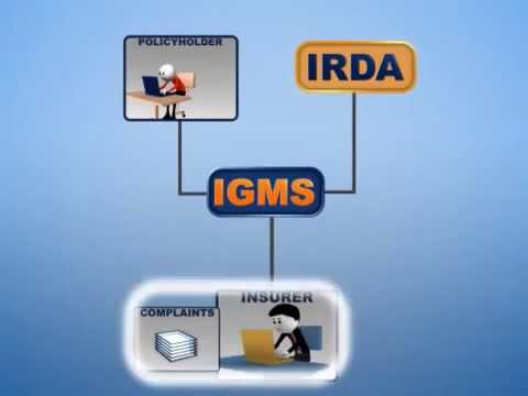 IRDA Integrated Grievance Management System