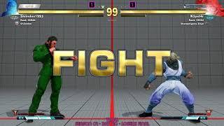 [SFVAE] TROLL - S01D20 - Losers Final - Shiindoo vs N3pst4r - Game 03