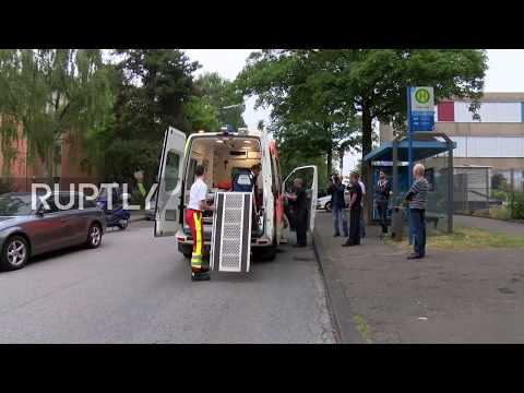 Germany: Grenfell Tower-like high-rise evacuated in Wuppertal