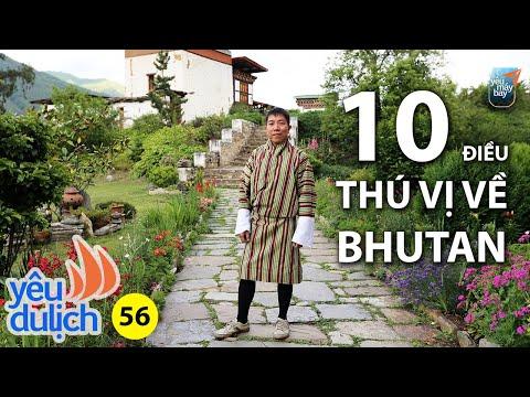 YDL #56: 10 điều thú vị về Bhutan có thể bạn biết rồi | Yêu Máy Bay