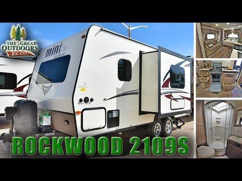2018 FOREST RIVER ROCKWOOD 2109S Mini Lite Colorado RV Dealer