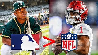 Why Kyler Murray NEEDS To Choose The MLB Over The NFL