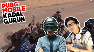 BENNYMOZA ft BANG ALEX KADAL GURUN BERKELIARAN - PUBG MOBILE INDONESIA
