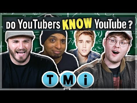 CAN YOU BEAT ME? YouTubers Take The Ultimate YouTube Memory Test